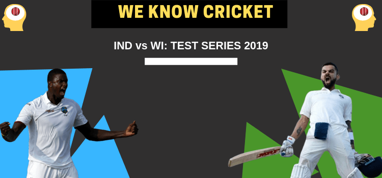IND vs WI 1st Test Dream 11 Team And Prediction