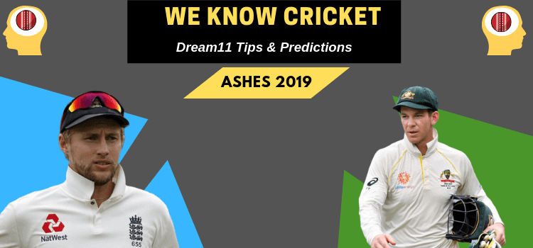 ENG vs AUS 5th Ashes Test Dream 11 Predictions Today